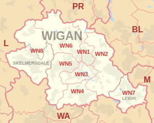 Cleaners in Wigan, Lancashire