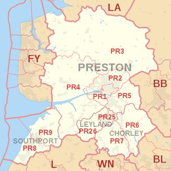 Cleaners in Preston, Lancashire