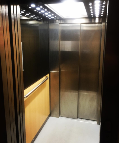 Lift Cleaning Service